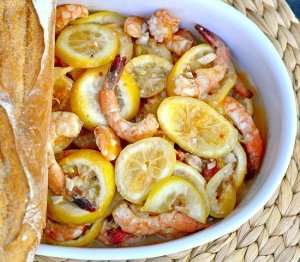 Lemon-Butter-Shrimp
