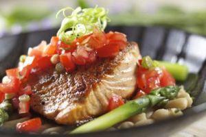 salmon dish 1