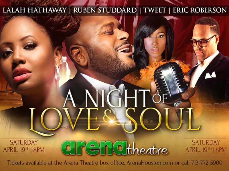 Lalah and Ruben - A Night of Love & Soul - 800x600