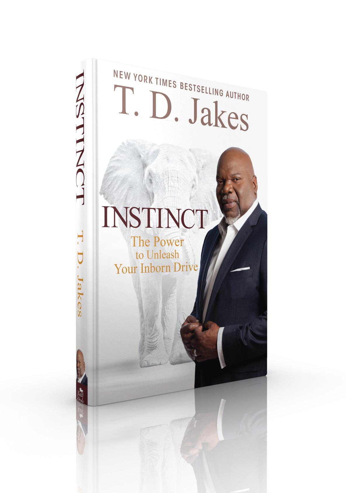 INSTINCT ~ T.D. Jakes Live at Lakewood Church   Majic 102.1