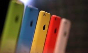 iphones multi color