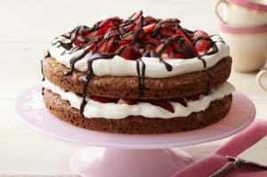Chocolate-Strawberry-Shortcake