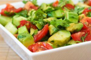 avcado salad