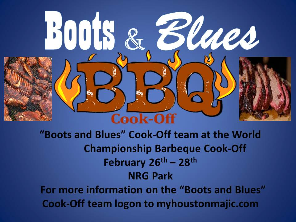 Boots & Blues BarBQ Flyer 2