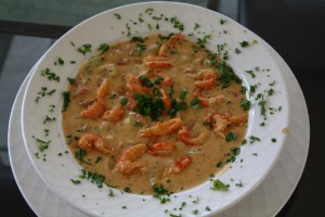 crawfish-bisque