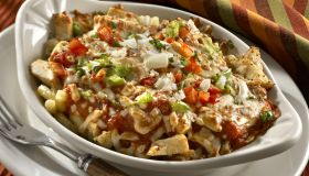 Baked Pasta with Chicken
