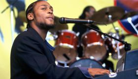 D'Angelo at KMEL All Star Jam 1996