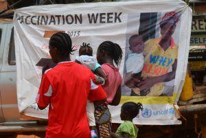 Ebola, Vaccinations