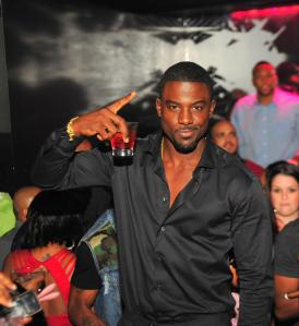 Ludacris, Terence J, Tika Sumpter, Lance Gross, And Larenz Tate Host Party At Reign Nightclub