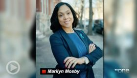 Baltimore City State's Attorney Marilyn Mosby Attacked For Doing Her Job