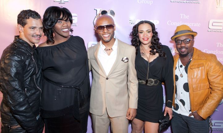 Kelly Price & Friends Unplugged: For The Love Of R&B GRAMMY Party