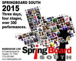 SPRING BOARD SOUTH 2015