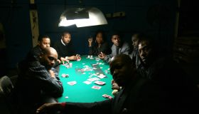'THE WIRE' BET Promo Shoot - December 7, 2006