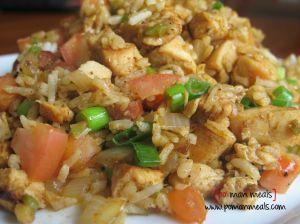 Cajun Chicken, Sausage & Rice