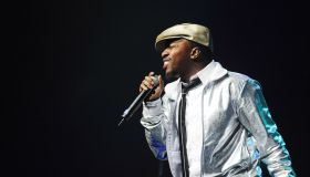 Anthony Hamilton Performs At The Blender Theater