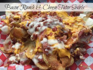Bacon Ranch and Cheese Tator Swirls