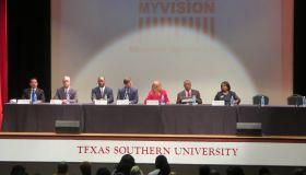 #MyVoteMyVision Mayoral Forum at TSU