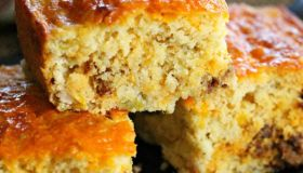 Chili Chorizo Cornbread Recipe