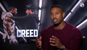Creed, Michael B Jordan