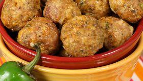 Bacon Jalapeño Popper Meatballs