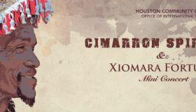Cimarron Spirit & Xiomara Fortuna