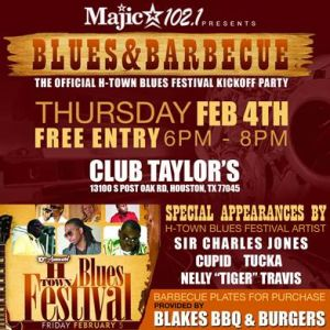 Blues & Barbecue
