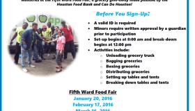 5th Ward Community Clean Up
