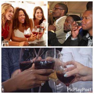 Wine Drinkers Post