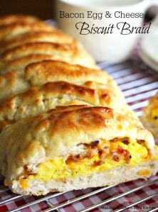 Bacon Egg And Cheese Biscuit