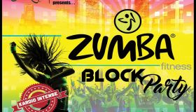 Zumba Flyer
