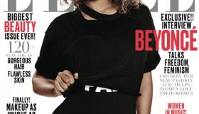 Beyonce Elle Cover