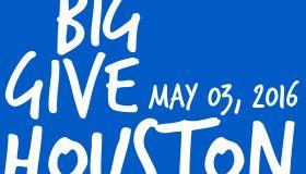 2016 Big Give Houston