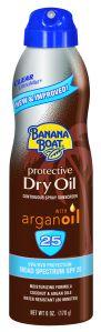 Banana Boat Dry Oil Sunscreen