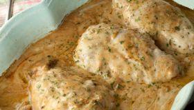 Baked Buttermilk Chicken