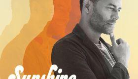 Eric Benét Sunshine single cover