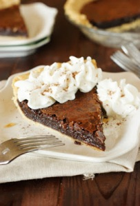 Chocolate Crack Pie