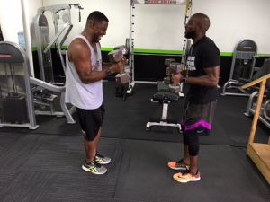 Majic Workout Wednesday (Arm & Hammer)