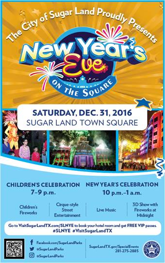 New Years Eve On The Square