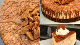 Cookie Butter Cheesecake