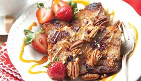 Pecan Bread Pudding French Toast