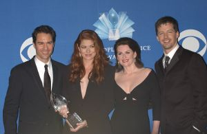 31st Annual People's Choice Awards - Press Room