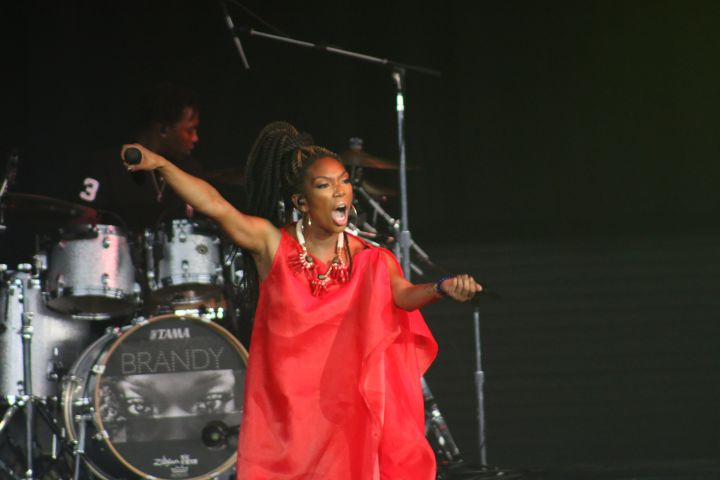 Majic Summer Block Party: Brandy [PHOTOS]