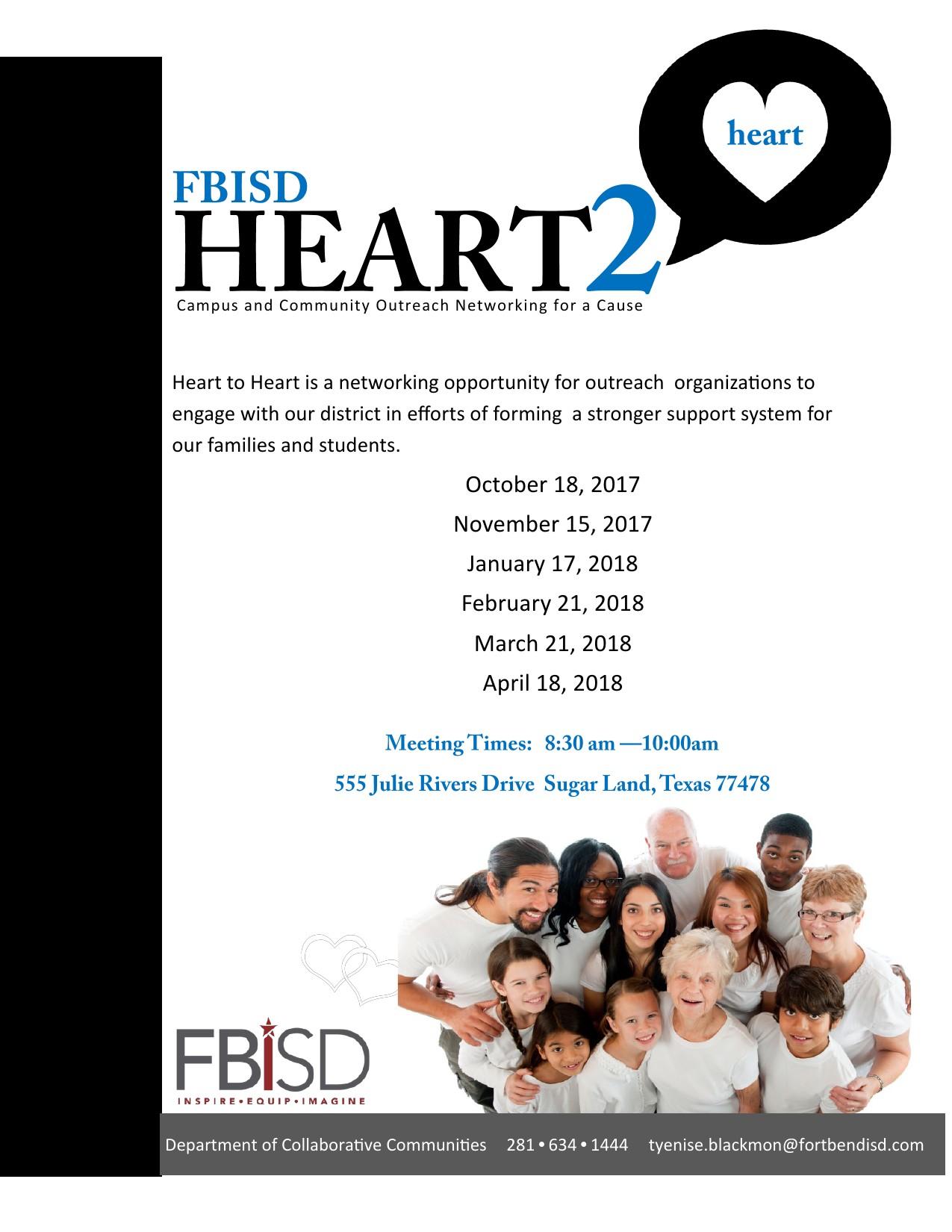 2017 Heart 2 Heart