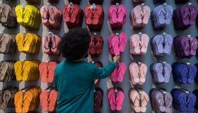 BRAZIL-ECONOMY-BUSINESS-FOOTWEAR-HAVAIANAS-CORRUPTION