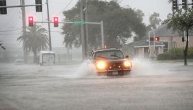 Hurricane Harvey Slams Into Texas Gulf Coast