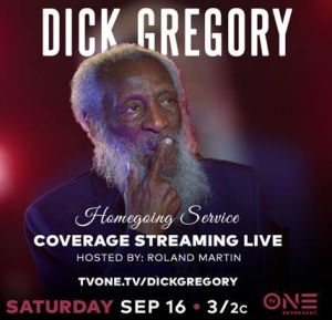 Dick Gregory Services