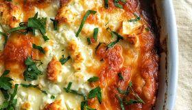Collard Green & Smoked Turkey Lasagna