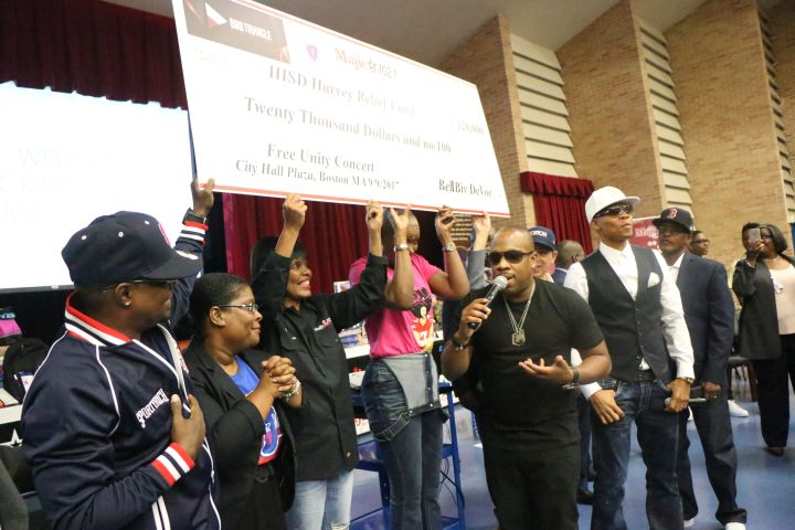BBD 20K HISD Harvey Relief Fund