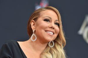 Mariah Carey Hand And Footprint Ceremony