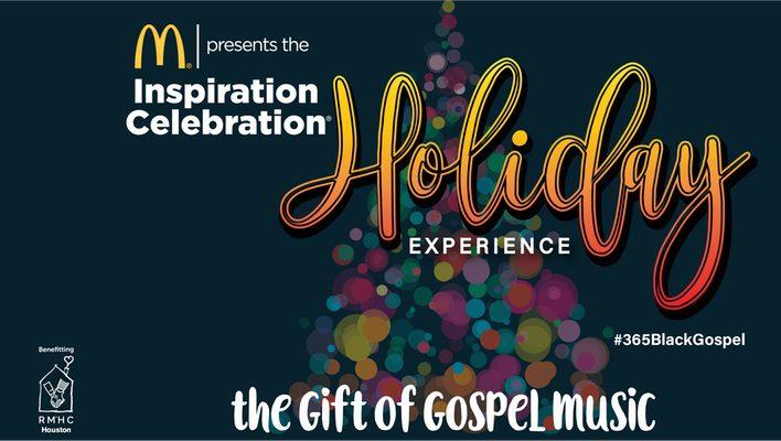 2017 McDpnald's Inspiration Celebration Holiday Experience